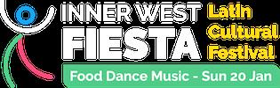 INNER WEST FIESTA –  LATIN CULTURAL FESTIVAL Logo